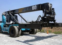 Xe nâng Reachstacker SMV SC108TA