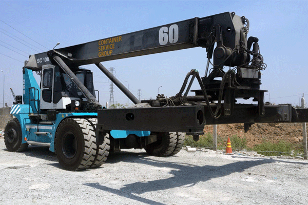 Reachstacker-SMV-SC108TA