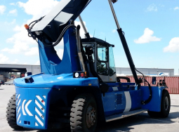 Xe nâng container Kalmar DRF100 52S6