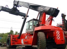 Xe nâng Container Kalmar DRD450-60S5 45 tấn