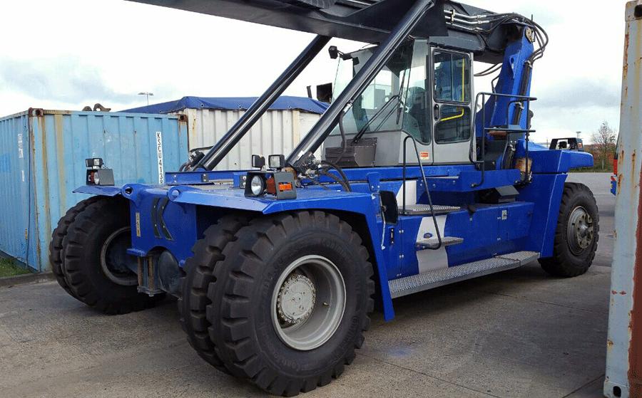 kalmar-drf-100-10-tan