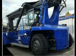 Xe nâng Container Kalmar DRF100-54S6 10 tấn