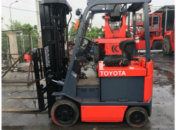 Electric Forklift Toyota 7FBCU25