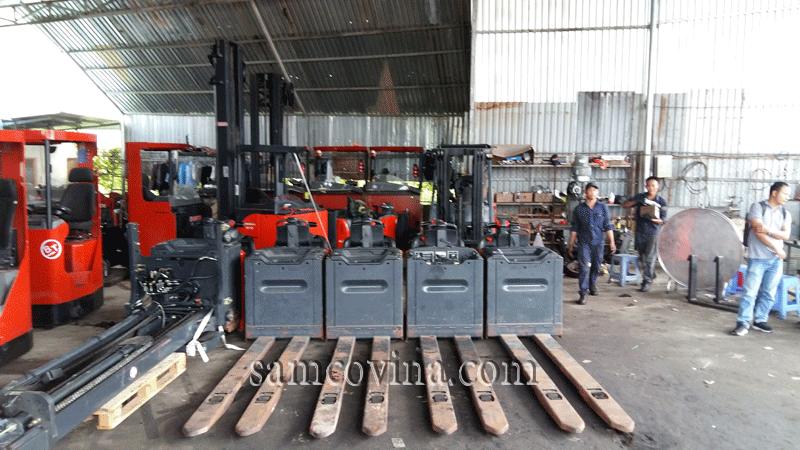 Dịch vụ cho thuê xe nâng hàng tại Tp.HCM, Bình Dương, Long An