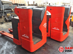 Electric Pallet truck linde T20S, 2 tons