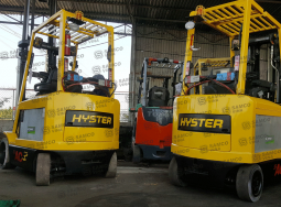 Hyster Forklifts E65Z – 40 3 tons