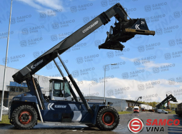 Xe nâng container Kalmar DRF450-60C5X 45 tấn