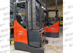 Linde R17X electric reachtruck 1.7 tons