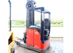 (Tiếng Việt) Xe nâng điện reachtruck Linde R16 tải trọng 1.6 tấn