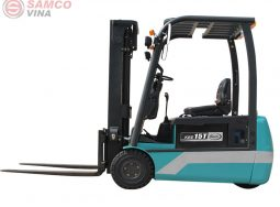 Electric forklift Baoli KBET15 1.5 tons