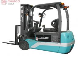 Xe nâng điện Baoli-KBET18 1.8 tấn (tầm nâng 3m)