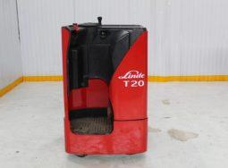 Xe nâng điện cũ Linde T20S – PPT188 2 tấn đứng lái