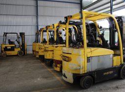 (Tiếng Việt) Xe nâng điện Hyster tải trọng lớn 3-5 tấn, đã qua sử dụng, giá tốt