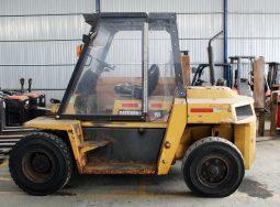 (Tiếng Việt) Xe nâng dầu Caterpillar 7 tấn
