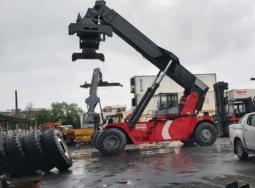 Kalmar Reachstacker 10 tons