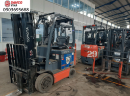 Toyota forklift 3.5 tons